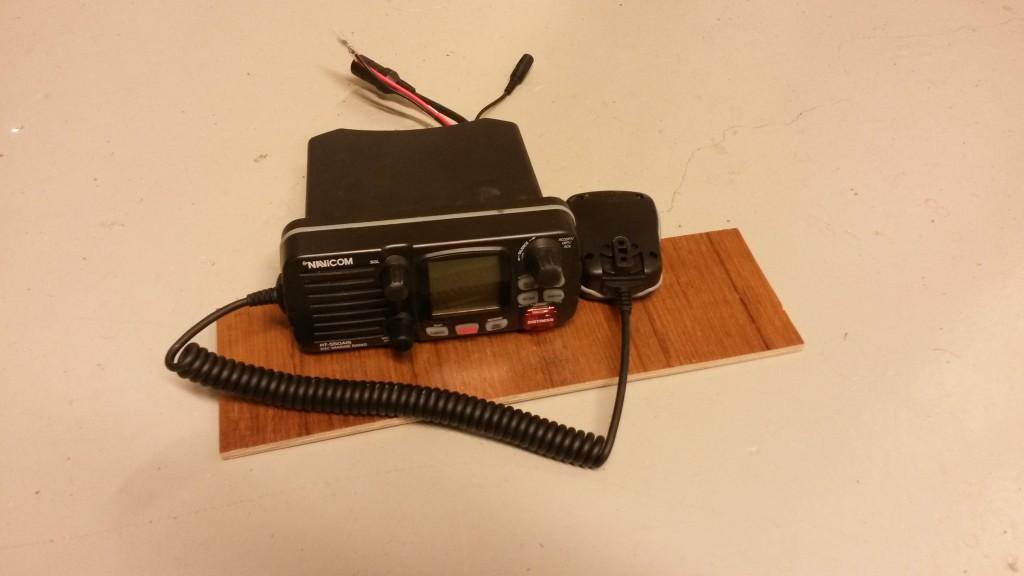 VHF ja tuleva etulevy