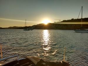 Cala Illetas Palman lahdella.