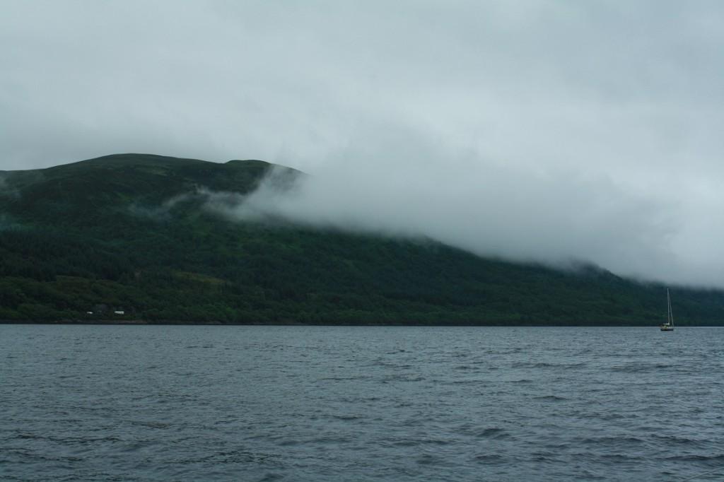 Perusnäkymä Skotlannista