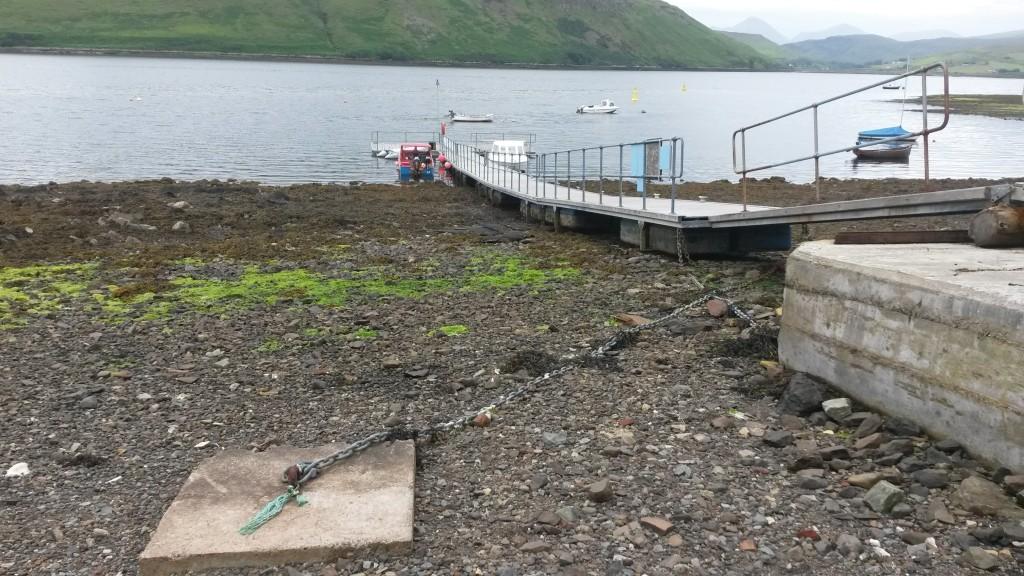 Loch Harport - alavesi