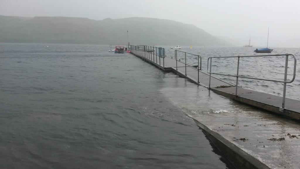 Loch Harport - ylävesi