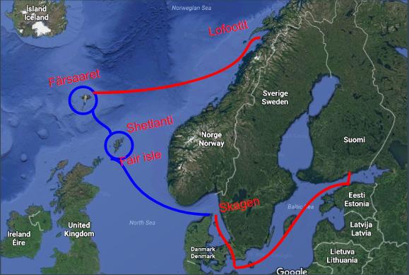 NorjalainenVillapaitaReitti