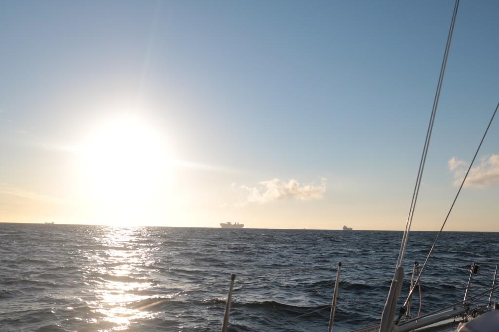 Pelottavat laivat